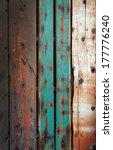grunge wood texture background... | Shutterstock . vector #177776240