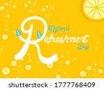 national refreshment day... | Shutterstock .eps vector #1777768409