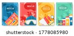 medical rescue brochures... | Shutterstock .eps vector #1778085980