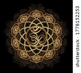 crown chakra   sahasrara the...   Shutterstock .eps vector #1778152253