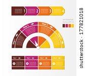 process chart module. vector...   Shutterstock .eps vector #177821018