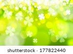 saint patrick's day vector... | Shutterstock .eps vector #177822440