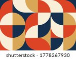 abstract vector geometric... | Shutterstock .eps vector #1778267930