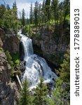 Undine Falls  Yellowstone...