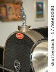 Historic Bugatti Emblem And...