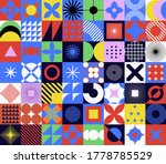 modern geometric seamless...   Shutterstock .eps vector #1778785529