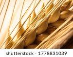 Single Golden Two Row Barley...