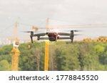Quadcopter With Camera....