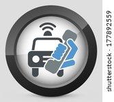 emergency call | Shutterstock .eps vector #177892559