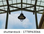 Translucent Roof Or Skylight...