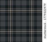 dark plaid pattern. grey...   Shutterstock .eps vector #1779322979