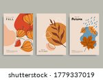 colorful autumn backgrounds in... | Shutterstock .eps vector #1779337019