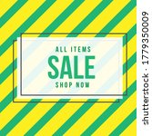 vector illustration of a sale... | Shutterstock .eps vector #1779350009