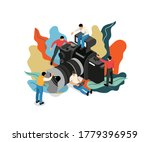 world photography day ... | Shutterstock .eps vector #1779396959