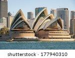 Постер, плакат: Sydney Opera House on