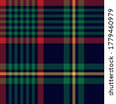 christmas pattern. tartan plaid ... | Shutterstock .eps vector #1779460979