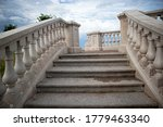 Staircase Upward With...