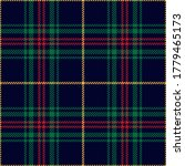 Plaid Pattern For Christmas...