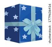 giftbox cartoon vector of icon...   Shutterstock .eps vector #1779636416