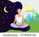 Yoga Concept Of Meditation...