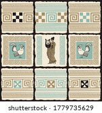 ancient greek banner in the...   Shutterstock .eps vector #1779735629