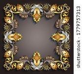 abstract vector ornamental...   Shutterstock .eps vector #1779757313