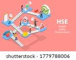 3d isometric flat concept of... | Shutterstock . vector #1779788006