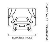 drive in movie theater pixel... | Shutterstock .eps vector #1779788240