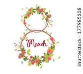 March 8 Handmade Card