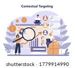 contextual advertsing and... | Shutterstock .eps vector #1779914990