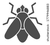 fly solid icon  insects concept ... | Shutterstock .eps vector #1779946883