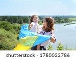 Happy Smiling  Ukrainian Mom...