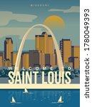 Welcome To Saint Louis ...