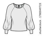 Blouse Technical Fashion...