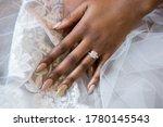 African Bride\'s Elegant Hand...
