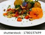 Vegan Food   Vegetable Pan With ...
