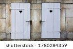 Rustic Romantic Twin White...