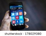 hilversum  netherlands  ... | Shutterstock . vector #178029380