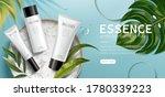 banner ad for luxury beauty... | Shutterstock .eps vector #1780339223