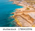 Ancient Stone Military Fort...