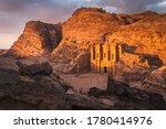 The Monastery Or Ad Deir At...