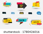 quick tips  tip  trick  faq  q... | Shutterstock .eps vector #1780426016