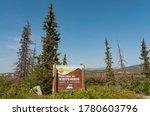 Sign Welcome to Whitehorse, Yukon Territory, Canada