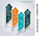 modern design template... | Shutterstock .eps vector #178065449