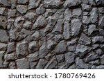 Dark Masonry Wall Texture....