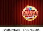 kids talent show scene  vector... | Shutterstock .eps vector #1780782686