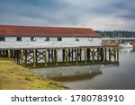 This Old Boathouse Stands...