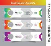 email signature  individual...