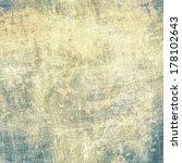 grunge scratched texture   Shutterstock . vector #178102643