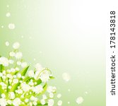 lily of the valley illustration ... | Shutterstock . vector #178143818